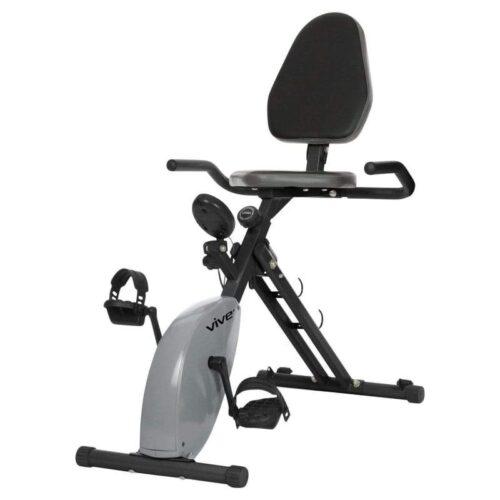 Vive Folding Exercise X-Bike