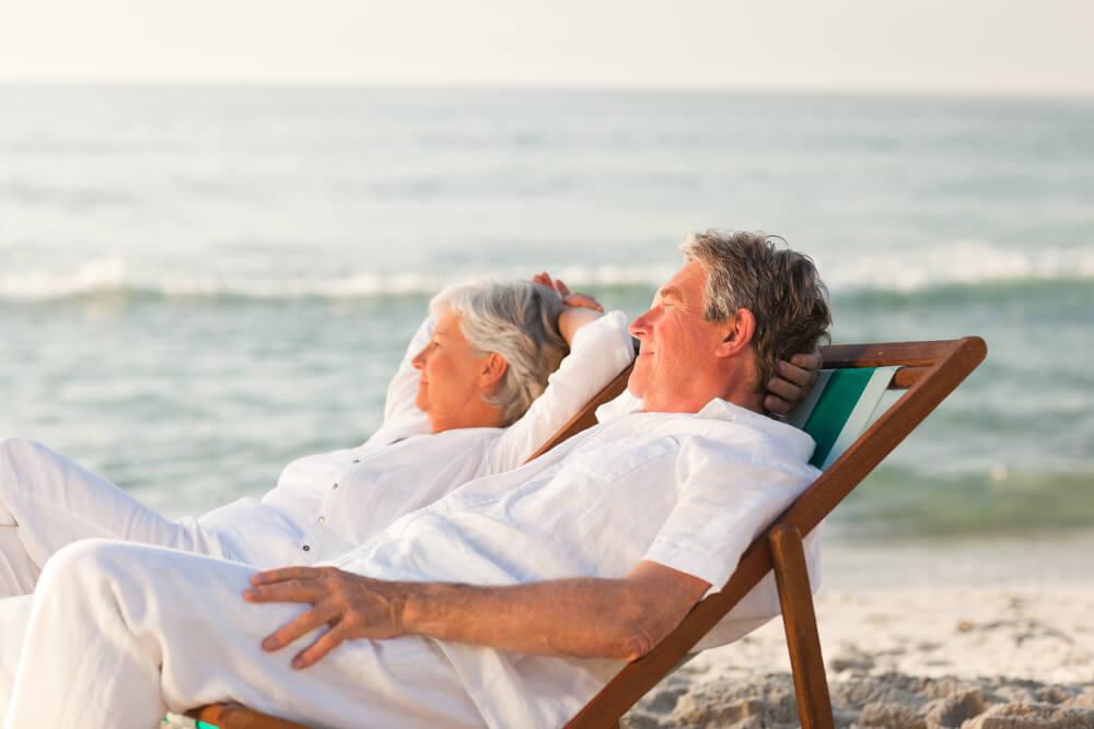 beach chairs for elderly
