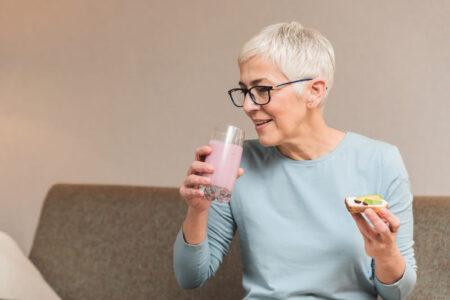 best nutritional shakes for seniors