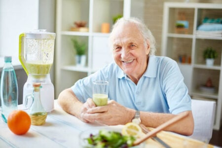 liquid nutrition for older adults