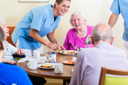 nutrition activities for the elderly