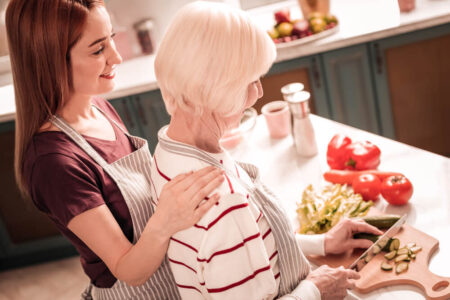 nutrition for elderly with no teeth