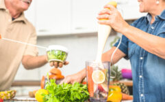 What To Include In Your Homemade Nutritional Drinks For Seniors