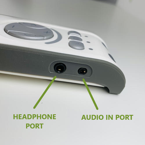 Mino Audio Ports