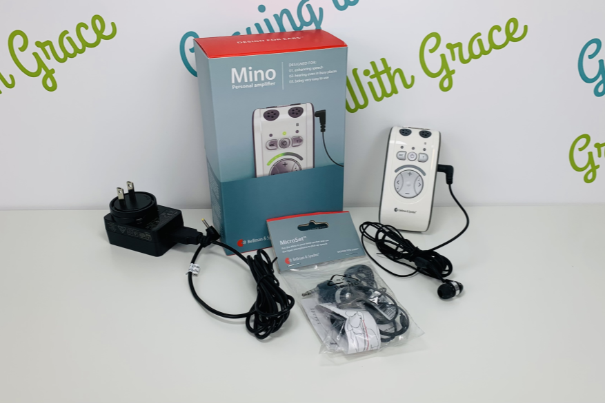 mino amplifier package contents
