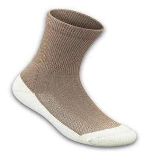 1. Orthofeet BioSoft Padded Sole Socks