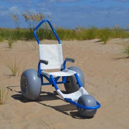 Sand Rider Offroad Beach Wheelchair