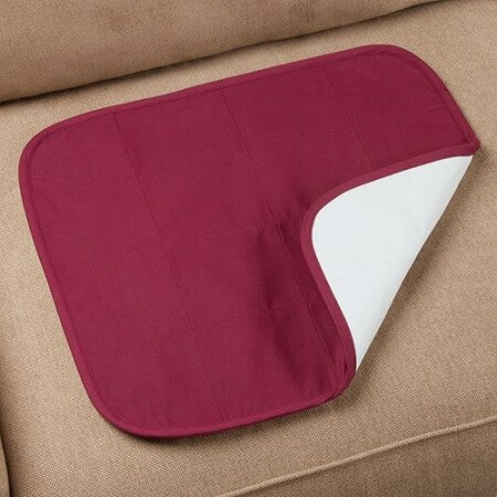 CareActive Quilted Waterproof Reusable Seat Protector
