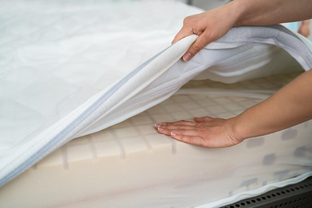 mattress protector for adjustable beds