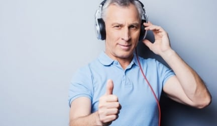 Lightweight Headphones for the Elderly (And Enjoy Loud Music Again!)
