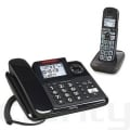 Clarity E814CC Corded/Cordless Combo with Answering Machine