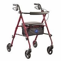Medline Freedom Ultralight Rollator Walker Review