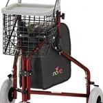 NOVA Traveler 3 Wheel Rollator Review