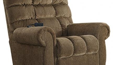 Ashley Furniture Signature Design Ernestine Power Lift Recliner